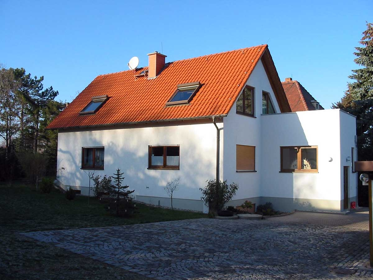 Neubau einfamilienh user for Neubau einfamilienhaus